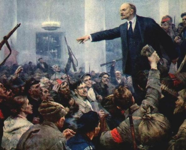 Сущность революции