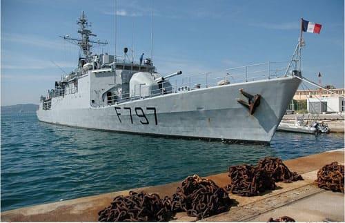 Военно-морской флот франции