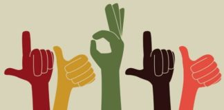 Проблема трактовки жестов