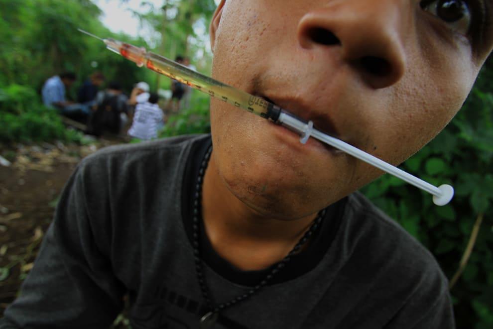 наркомания в студенческой среде