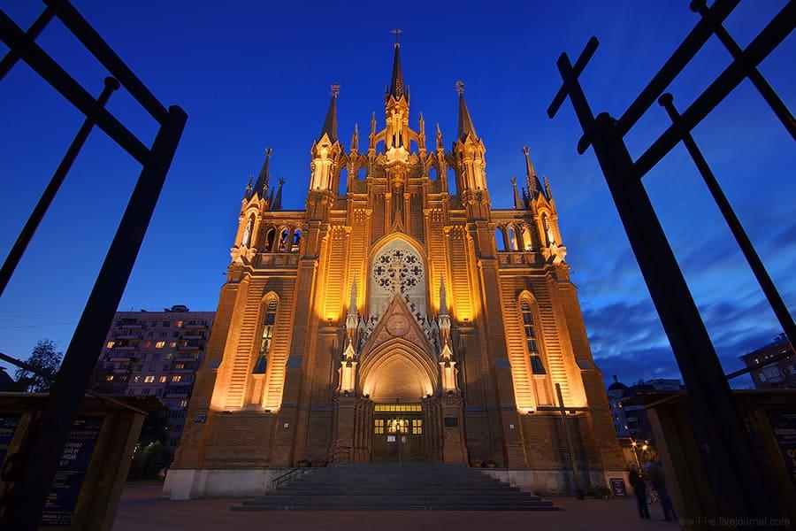 знаменитые соборы германии